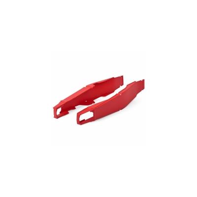 Kryt zadnej vidlice Honda červený