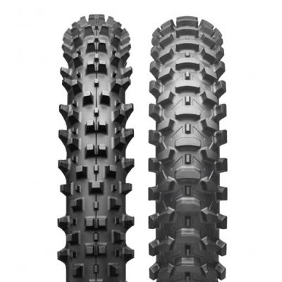 Pneumatiky Bridgestone X10F 80/100-21 51M TT