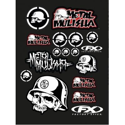 Nálepky Metal Mulisha