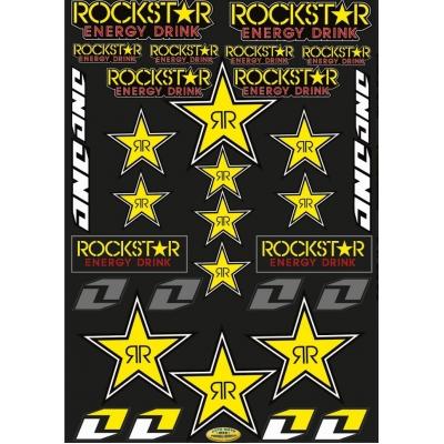 Nálepky Rockstar Energy 2