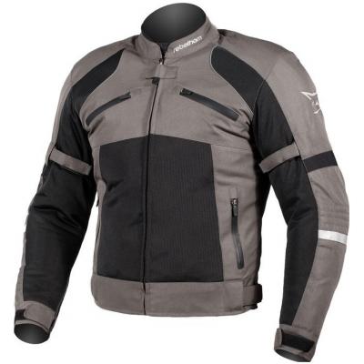 Textílna bunda Rebelhorn Hiflow II tmavo-sivá, na motorku
