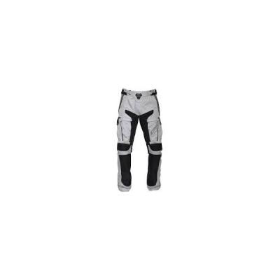 Textilné nohavice RST Adventure II čierno-sivé, na motorku