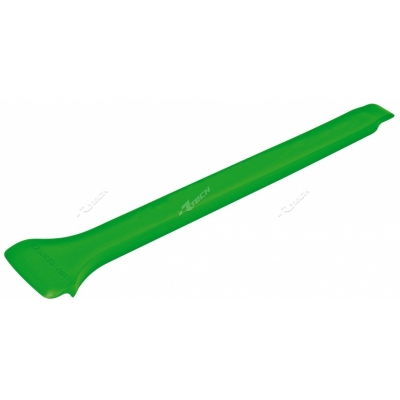 Škrabka na blato zelená