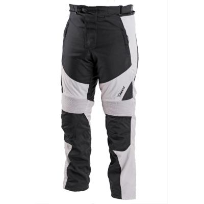 Textilné nohavice SECA Varco III čierno-sivé, na motorku