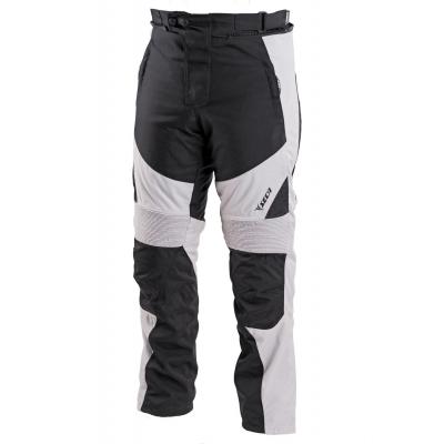 Textilné nohavice SECA Varco II čierno-sivé, na motorku