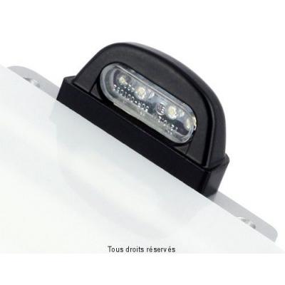 Osvetlenie ŠPZ 45mm / 4 led