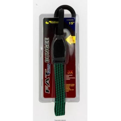 Popruh elastický zeleny 38cm