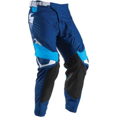 Nohavice Thor Prime Fit Rohl 2018 čierno-modré, na motorku