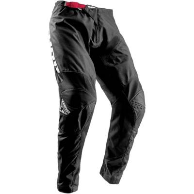 Dámske nohavice Thor Sector Zones 2018 čierno-ružové, na motorku
