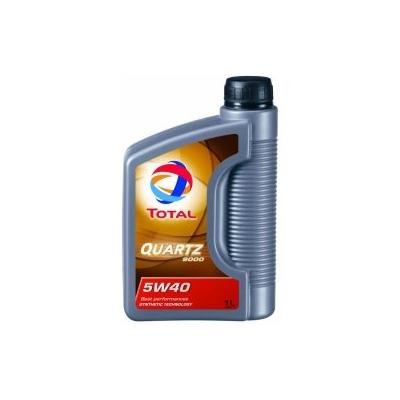 Olej TOTAL Quartz 9000 5W40 1L