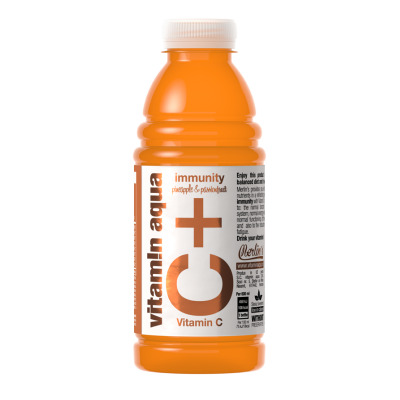 Vitamin aqua C+ 600ml