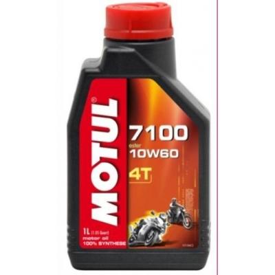 Motul 7100 4T 10W60 1L, do motorky