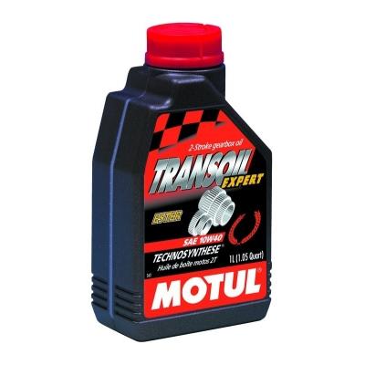 Motul TRANSOIL EXPERT 10W-40 1L, do motorky