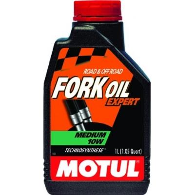 Motul tlmičový olej FORK OIL Expert medium 10W 1L, do motorky