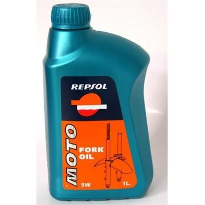 Repsol Moto Fork Oil 5W, na motorku