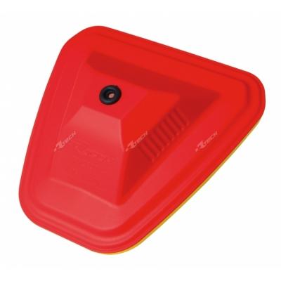 Kryt filtra vzduchu červeno-žlty