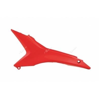 Air box plast červena