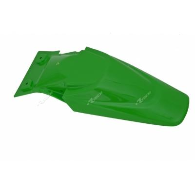 Zadný blatník zelená