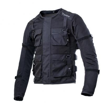 Textilná bunda SECA Aero, na motorku