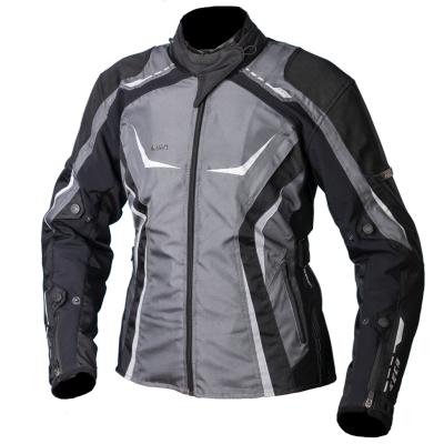 Textilná bunda SECA Sonya IV titánová, na motorku