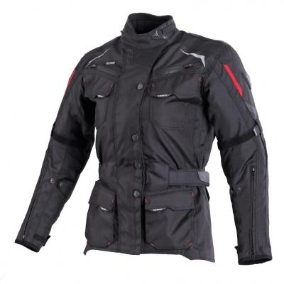 Textilná bunda SECA Discovery Lady, na motorku