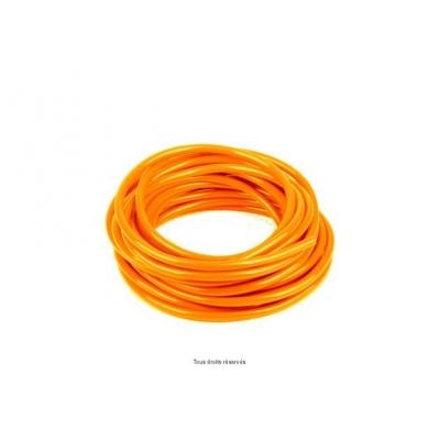 Hadica benzinu Ø6mm 97L116O oranzova